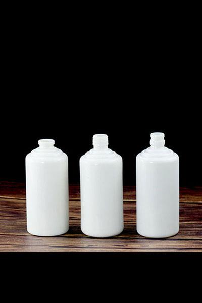乳白瓶-008