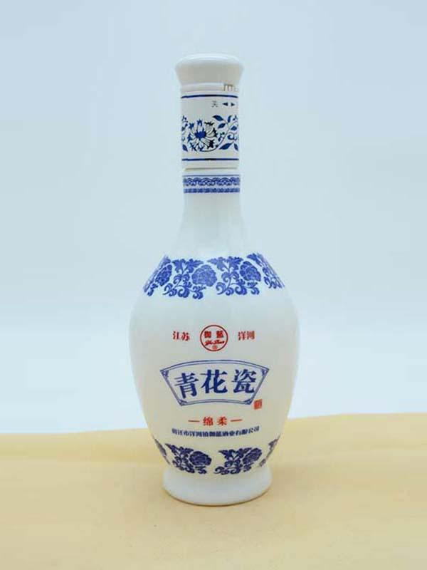 乳白瓶-015